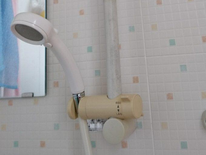 フック 交換 シャワー