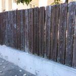 痛んだジョリパット仕上げのブロック塀をDIYで補修